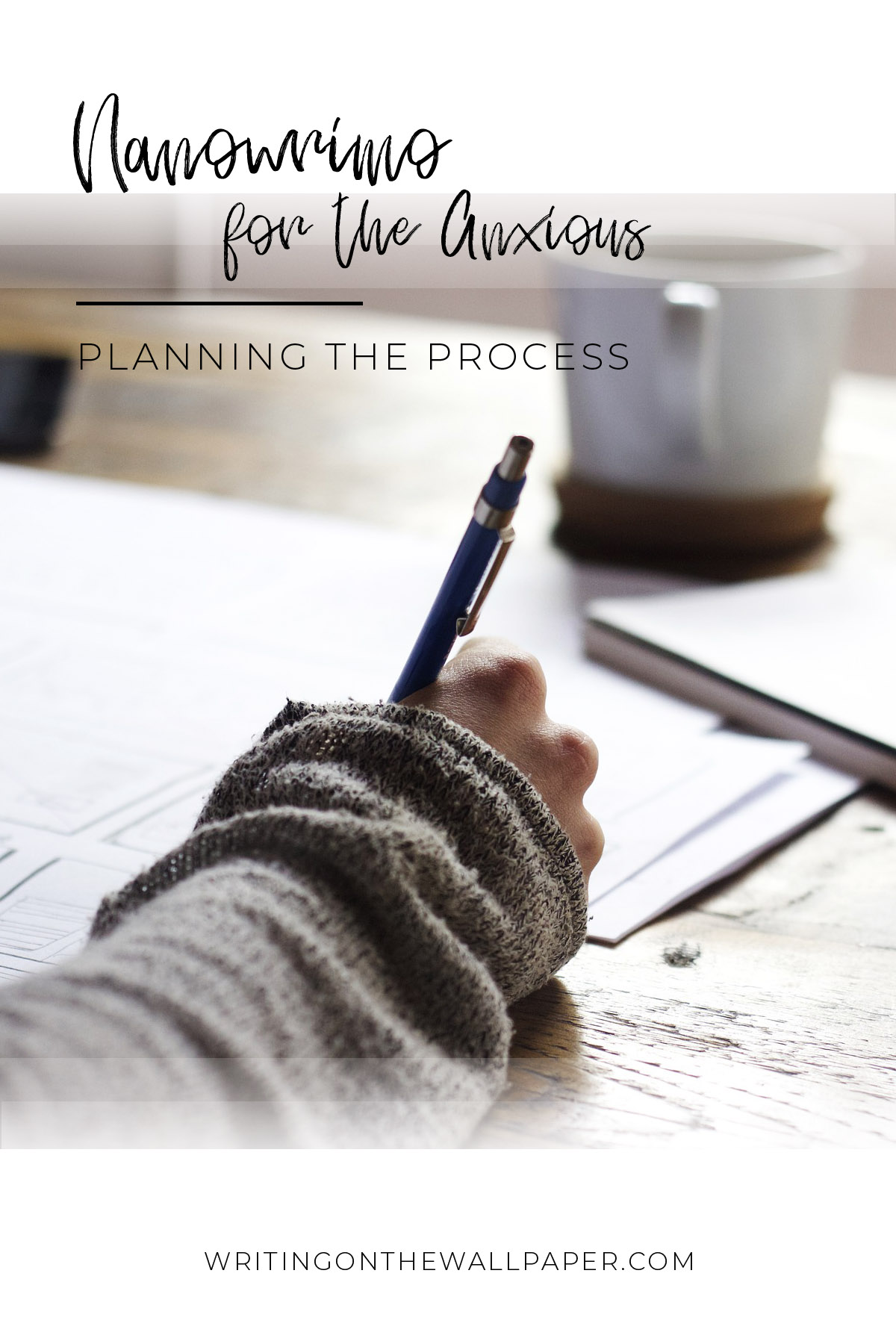 Title - Planning the Process