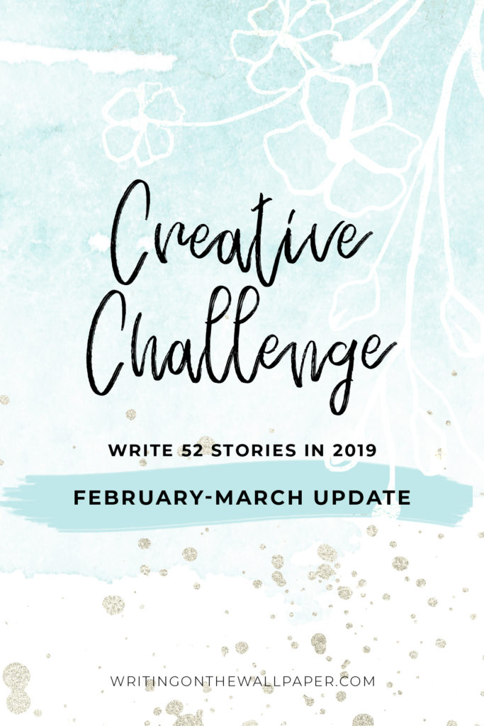 Creative Challenge February-March Update vertical
