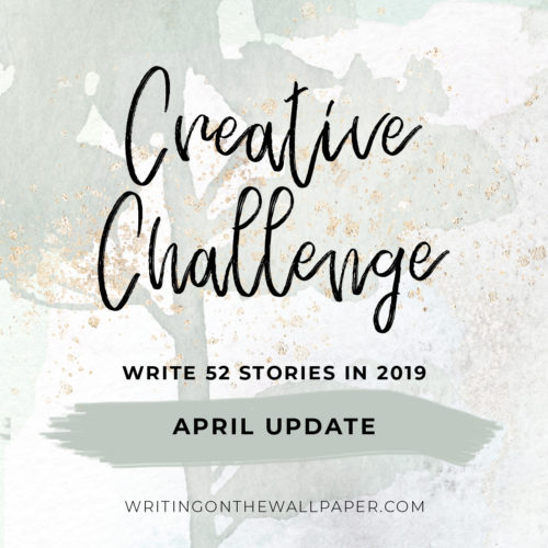 Creative Challenge April Update